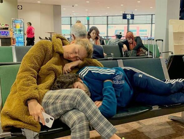 Ceyda Düvenci Bülent Şakrak