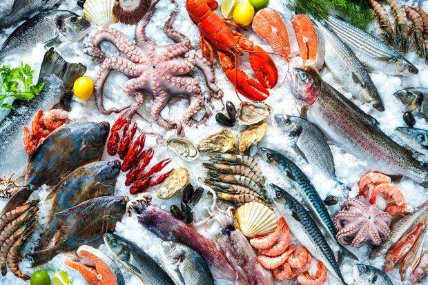 deniz ürünleri ve dondurulmuş gıdalara dikkat!