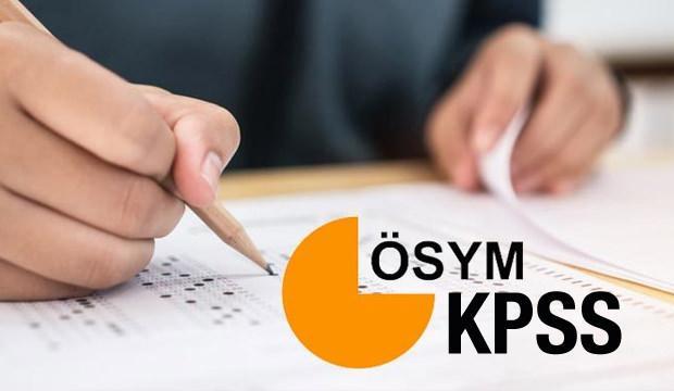 ÖSYM KPSS sınavı ne zaman? 2020 Lise, Önlisans ve Lisans sınav takvimi...