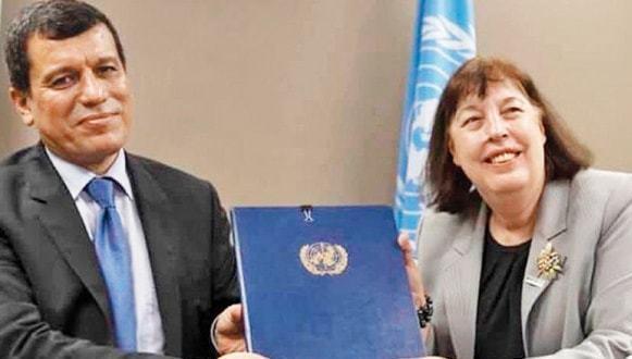 Türkiye'nin, başına 4 milyon TL ödül koyarak kırmızı listeye aldığı terörist Ferhat Abdi Şahin, BM yetkilisi Gamba ile masaya oturup anlaşma yaptı.