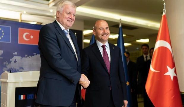 Alman bakan Süleyman Soylu ile görüşüp duyurdu: Türkiye için hazırız