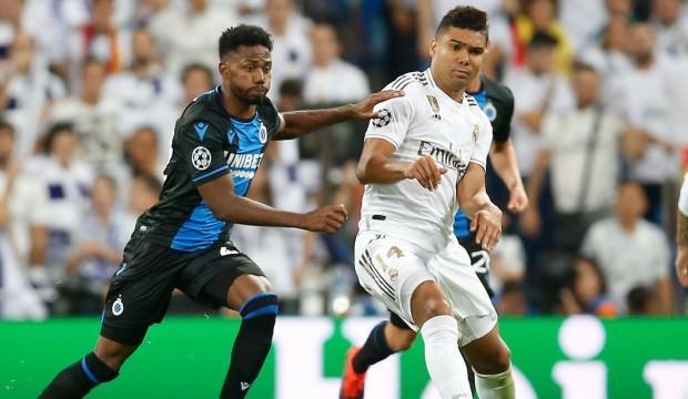 Real Madrid 1 puana razı! Kabustan uyandılar
