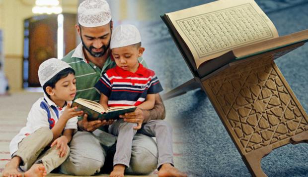 Çocuklara öğretilebilecek dualar
