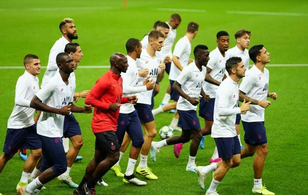 Paris Saint Germain In Ilk 11 I Sekillendi Tum Spor Haber