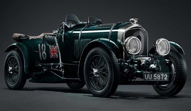 Bentley Blower modelinden sadece 12 adet üretecek