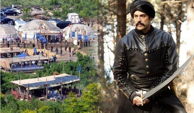 Diriliş Osman Nerede Çekiliyor