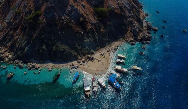 Antalya'nın saklı cenneti: Suluada