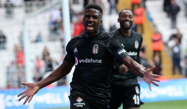 Beşiktaşlı Abdoulay Diaby tarihe geçti