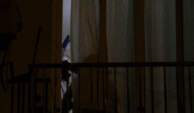 Binadan gelen 'kötü koku' ihbarı polisi harekete geçirdi