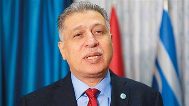 Irak Türkmen Cephesi Başkanı Erşat Salihi
