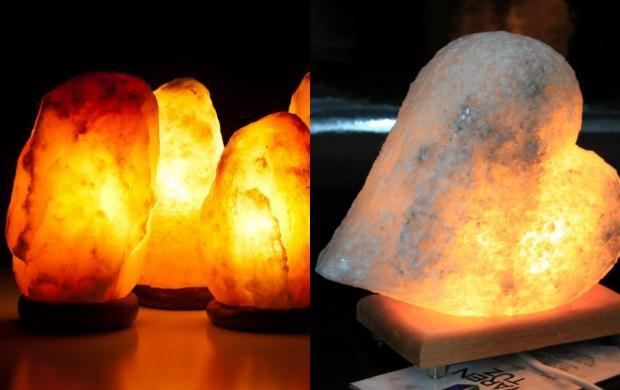 kaya tuzu lambası faydaları