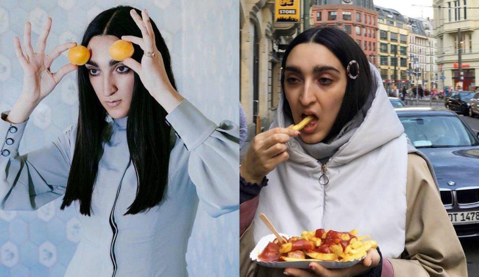 Gucci'nin yeni modeli Armine Harutyunyan şaşırttı!