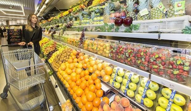 İstanbul'da toptan ve perakende fiyatlar arttı