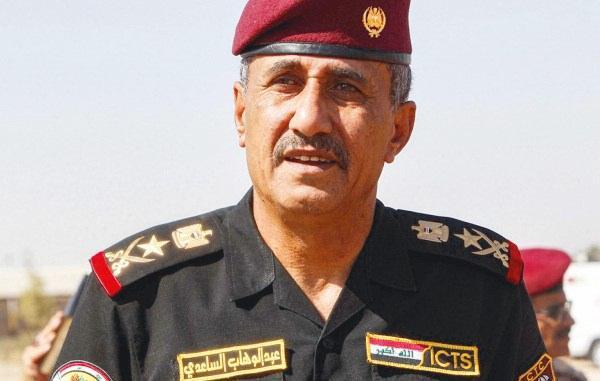 Terörle Mücadele Birimleri Komutanı Abdülvahap El Saidi...