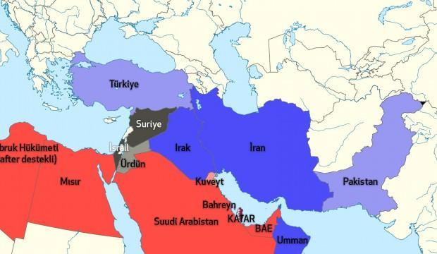 Katar ve Kuveyt vatandaşlarını uyardı! Oraya gitmeyin