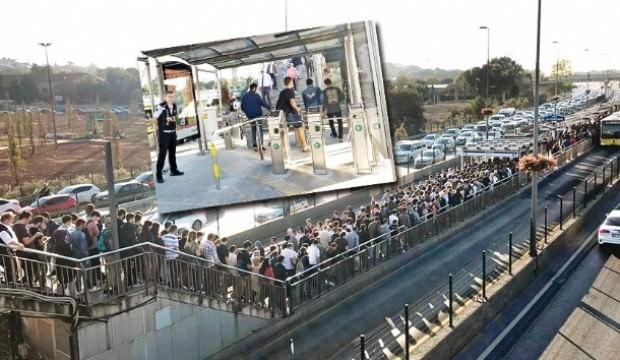 Metrobüse Deli Dumrul çözümü
