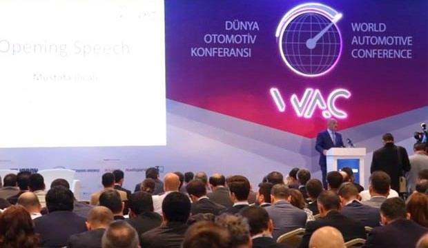 Otomotiv sektörü 6. kez İstanbul'da buluşuyor