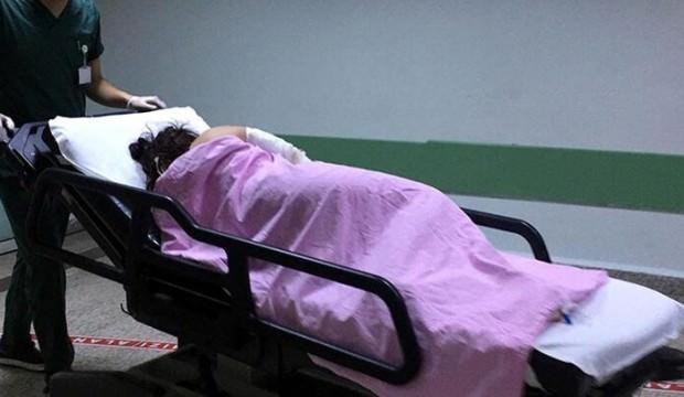 Sokak ortasında dehşet! Genç kadın 10 yerinden bıçaklandı