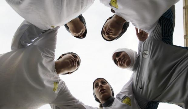 Suudi Arabistan'da ilk! Kadın futbol ligi kurdular