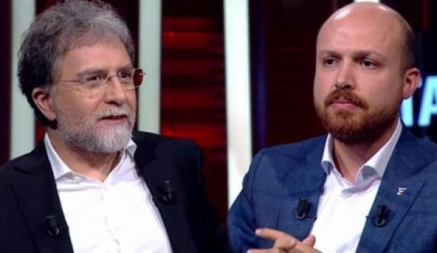 Ahmet Hakan'dan Bilal Erdoğan yorumu: Vay be...