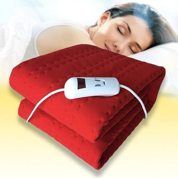Elektrikli battaniyenin temizliği
