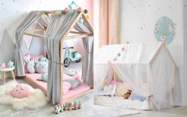 montessori yatak için kereste