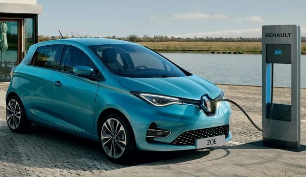 Renault, VW ve Tesla'ya rakip olacak