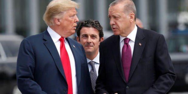 Cumhurbaşkanı Erdoğan ve ABD Başkanı Donald Trump önümüzdeki haftalarda bir araya gelecek