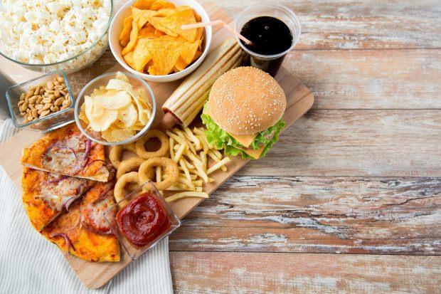 Sağlıksız yiyecekler