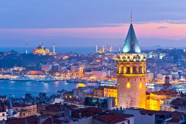 iSTANBUL'DA GEZİLECEK GÜZEL MEKANLAR
