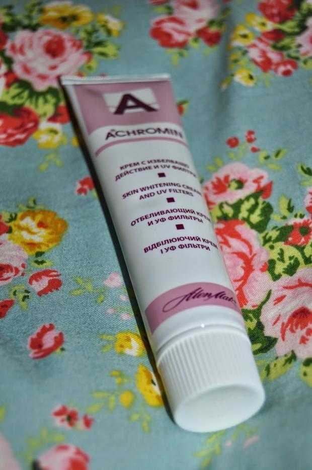 Achromin leke kremi nasıl kullanılır?