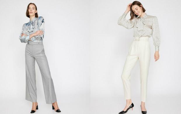 2019 bayan pantolon modası