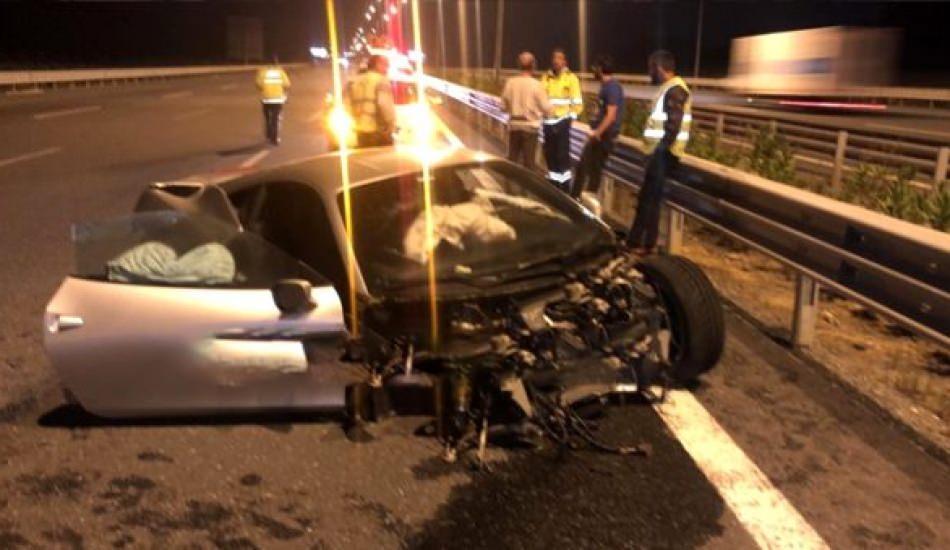Acun Ilıcalı trafik kazası geçirdi! Ilıcalı'dan kazayla ilgili açıklama