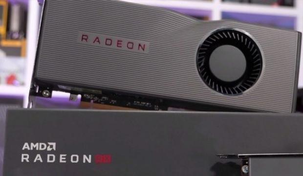 AMD Radeon RX 5500 grafik kartını tanıttı
