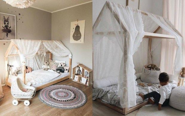montessori yatak süsleri