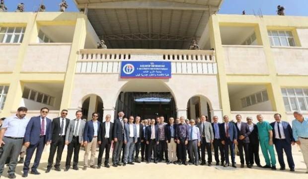 El-Bab İktisadi ve İdari Bilimler Fakültesi açıldı