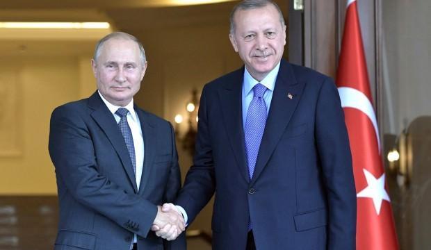 Erdoğan - Putin arasında çok kritik görüşme
