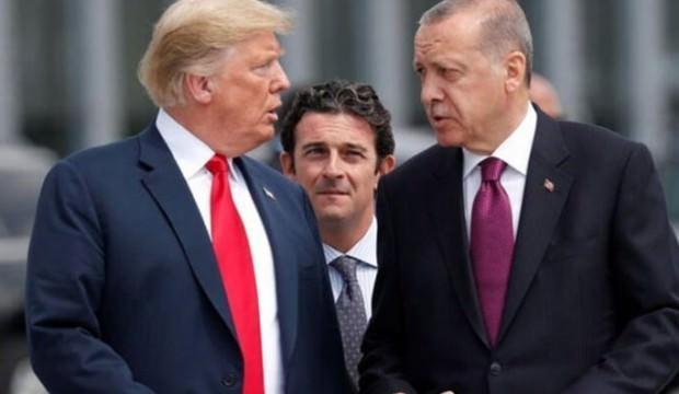 Erdoğan Trump görüşmesinin perde arkası