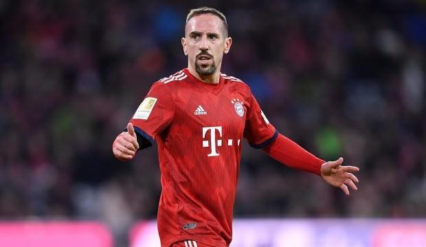 Franck Ribery: Bayern Münih'de yeri yok