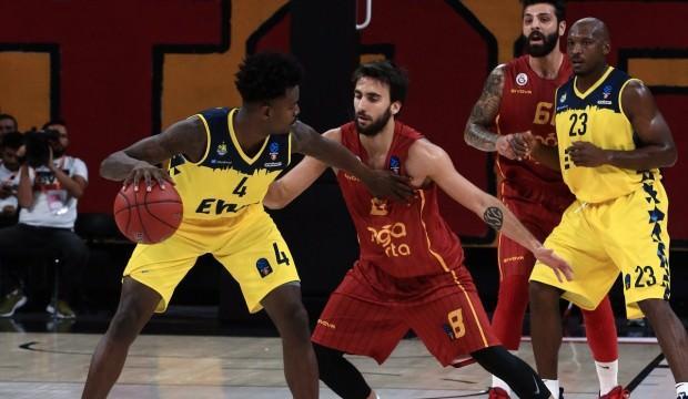 Galatasaray EuroCup'ta 2'de 2 yaptı!