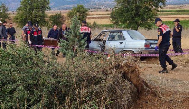 Hastane dönüşü kaza: 1 ölü, 2 yaralı
