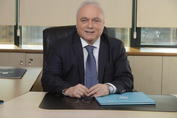 İnsay Yapı Yönetim Kurulu Başkanı İhsan Çulhalık