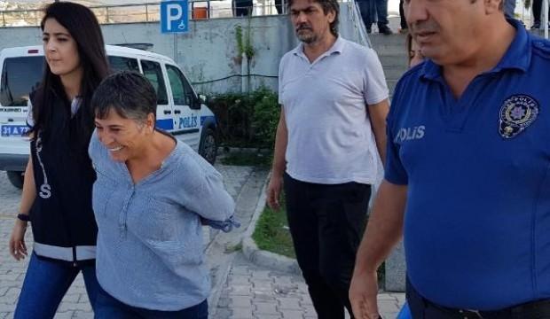 HDP'li başkan terör propagandasından tutuklandı