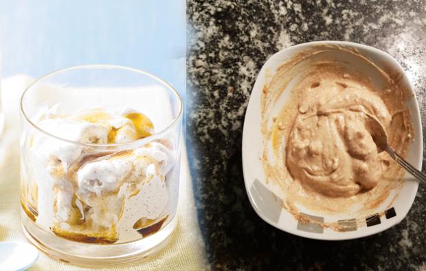 zencefilli ve zerdeçallı yoğurt kürü