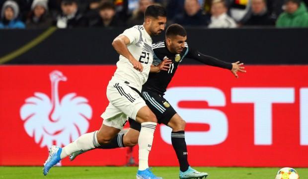 4 gollü maçta Almanya başladı Arjantin bitirdi!