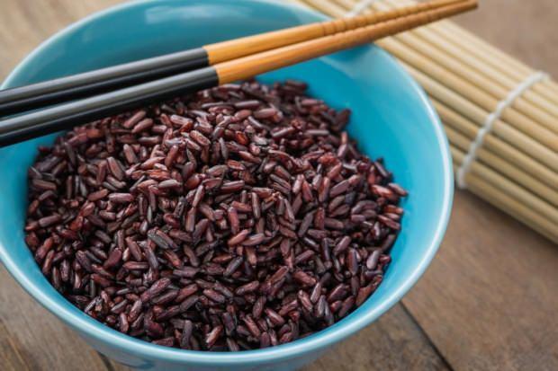 siyah pirinç nasıl tüketilir