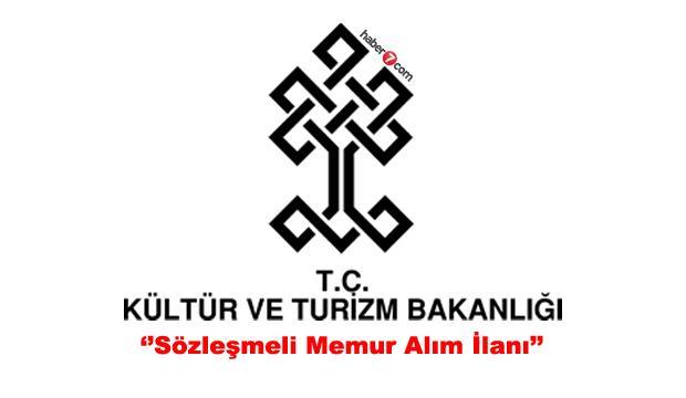 Kültür ve Turizm Bakanlığı sözleşmeli memur alımı! Başvuru şartları..