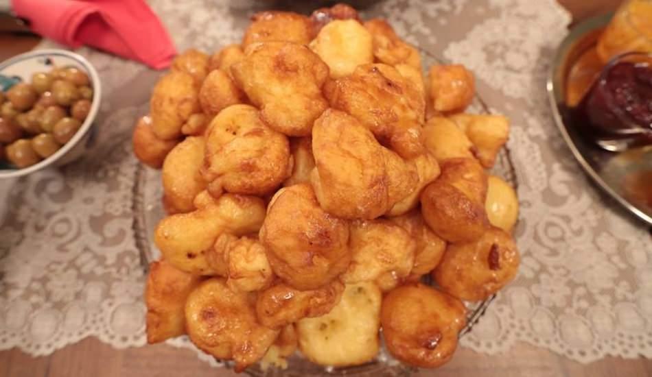 Lalaped tatlısı nasıl yapılır? Pratik Lalaped tarifi