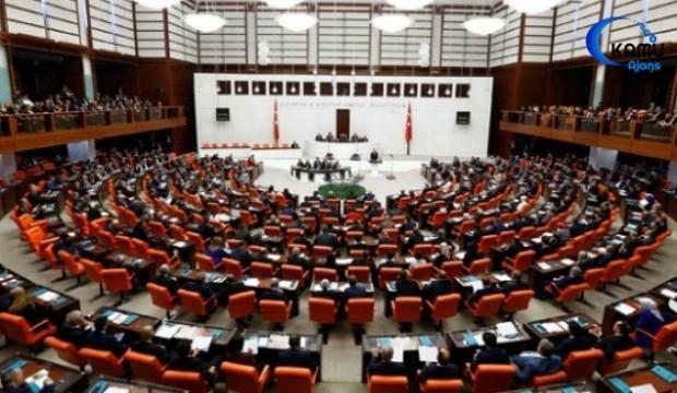 Meclisten Barış Pınarı Harekatı'na destek