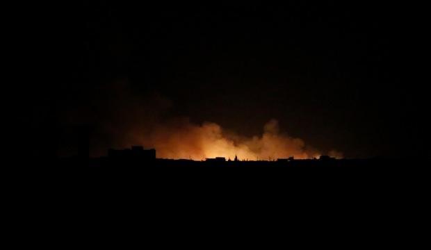 Milli Savunma Bakanlığı vurulan yerlerin sayısını açıkladı